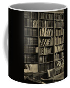 Old Library Coffee Mug