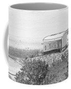 Old Lifeboat Station Tenby Coffee Mug