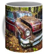 Old Lincoln Coffee Mug