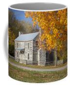 Old Log House Coffee Mug