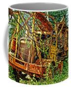 Old Logger-hdr Coffee Mug
