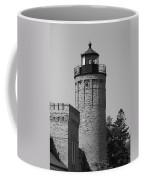 Old Mackinac Point Lighthouse Coffee Mug