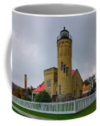Old Mackinac Point Lighthouse Coffee Mug