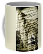 Old Mahon Town Market Coffee Mug