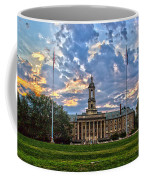 Old Main At Sunset Coffee Mug
