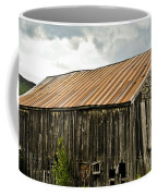 Old Maine Barn Coffee Mug