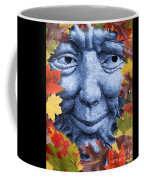 Old Man Winter Is A Coming Coffee Mug
