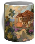 Old Mansion Costa Del Sol Coffee Mug