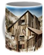 Old Mine Shack Coffee Mug