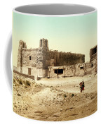 Old Mission Church At Acoma Coffee Mug