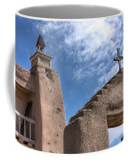 Old Mission Crosses Coffee Mug