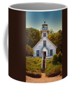 Old Mission Point Light House 02 Coffee Mug