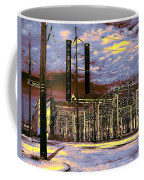 Old New Orleans Electric Plant Coffee Mug