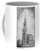 Old North Church, 1775 Coffee Mug