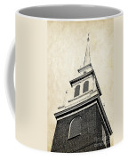 Old North Church In Boston Coffee Mug