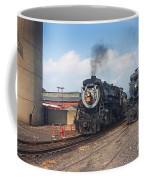 Old Number 3254 Under Steam Coffee Mug