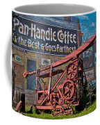 Old Oil Rig Coffee Mug