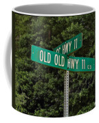 Old Old Coffee Mug