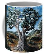 Old Olive Tree Coffee Mug