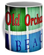 Old Orchard Beach Coffee Mug