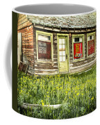 Old Park Motel Coffee Mug