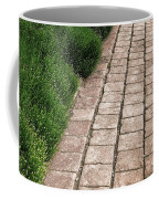 Old Pavers Alley Coffee Mug by Olivier Le Queinec