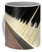 Old Piano Coffee Mug
