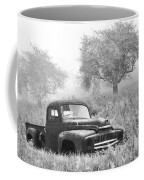 Old Pick Up Truck Coffee Mug