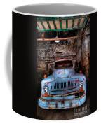 Old Pickup Truck Hdr Coffee Mug