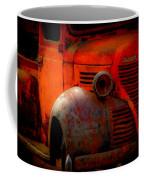 Old Plymouth Red Coffee Mug
