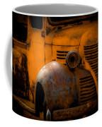 Old Plymouth Yellow Coffee Mug