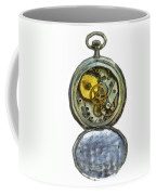 Old Pocket Watch Coffee Mug
