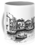 Old Port- Rethymno Coffee Mug
