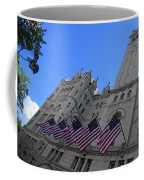 The Old Post Office Or Trump Tower Coffee Mug