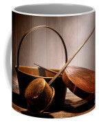 Old Pots And Pans Coffee Mug by Olivier Le Queinec
