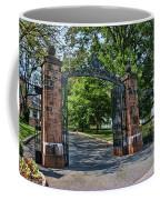 Old Queens Entrance Gate Coffee Mug