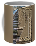 Old Railway Bridge In The Netherlands Coffee Mug