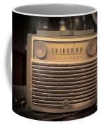 Old Rca Victor Antique Vintage Radio Coffee Mug