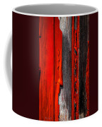 Old Red Barn Four Coffee Mug