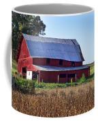Old Red Barn Near Etowah Nc Coffee Mug