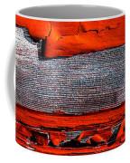 Old Red Barn Three Coffee Mug