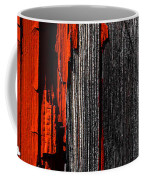 Old Red Barn Two 2 Coffee Mug