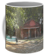 Old Red House In Lal Bag Coffee Mug