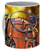 Old Red Tractor Ford 9 N Coffee Mug