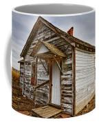 Old Rustic Rural Country Farm House Coffee Mug
