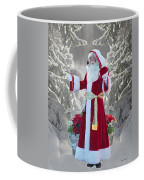 Old Saint Nick Coffee Mug