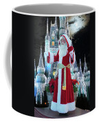 Old Saint Nick Walt Disney World Digital Art 02 Coffee Mug