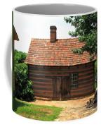 Winston-salem Nc - Old Salem Cottage Coffee Mug