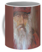 Old Salt Christo At 80 Coffee Mug by Susan Richardson