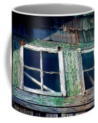 Old Salt Window Coffee Mug